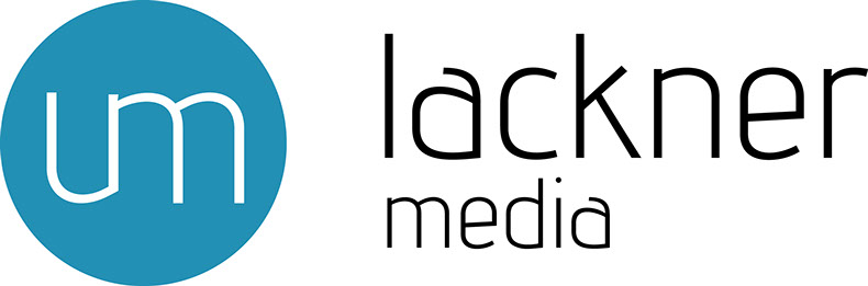 logodesign lackner media